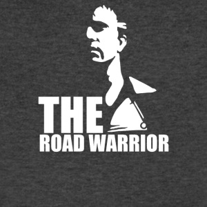 Road Warrior - Men's V-Neck T-Shirt by Canvas