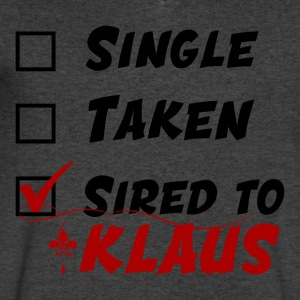 Klaus The Originals - Men's V-Neck T-Shirt by Canvas