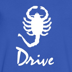 Drive Scorpion - Men's V-Neck T-Shirt by Canvas