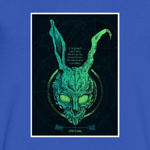 Donnie Darko - Men's V-Neck T-Shirt by Canvas