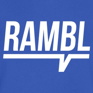 RAMBL - Men's V-Neck T-Shirt by Canvas