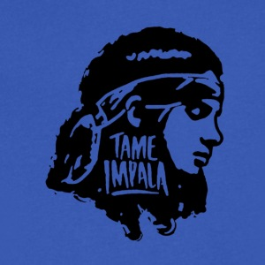 tame impala - Men's V-Neck T-Shirt by Canvas