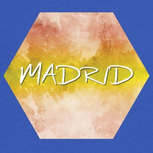Madrid - Men's V-Neck T-Shirt by Canvas