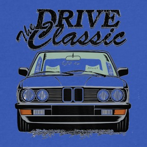 Drive the classic - Men's V-Neck T-Shirt by Canvas