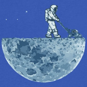 Cosmonaut - Men's V-Neck T-Shirt by Canvas
