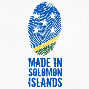 Made In Solomon Islands - Men's V-Neck T-Shirt by Canvas