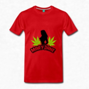 Rasta shirt - Men's V-Neck T-Shirt by Canvas