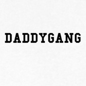 DaddyGang Merchandise - Men's V-Neck T-Shirt by Canvas