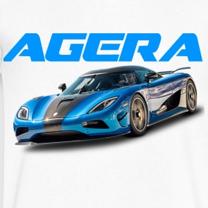 Agera - Men's V-Neck T-Shirt by Canvas