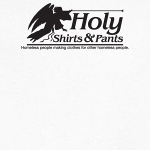 Holy Shirts And Pants Wedding Crashers - Men's V-Neck T-Shirt by Canvas