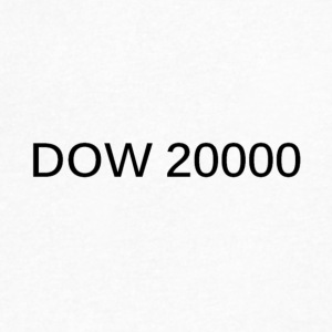 DOW 20000 - Men's V-Neck T-Shirt by Canvas