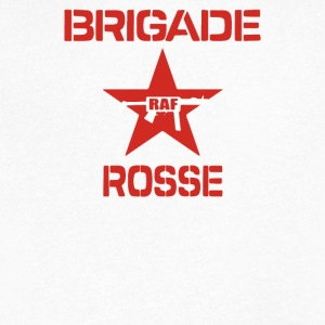 Brigade Rosse - Men's V-Neck T-Shirt by Canvas