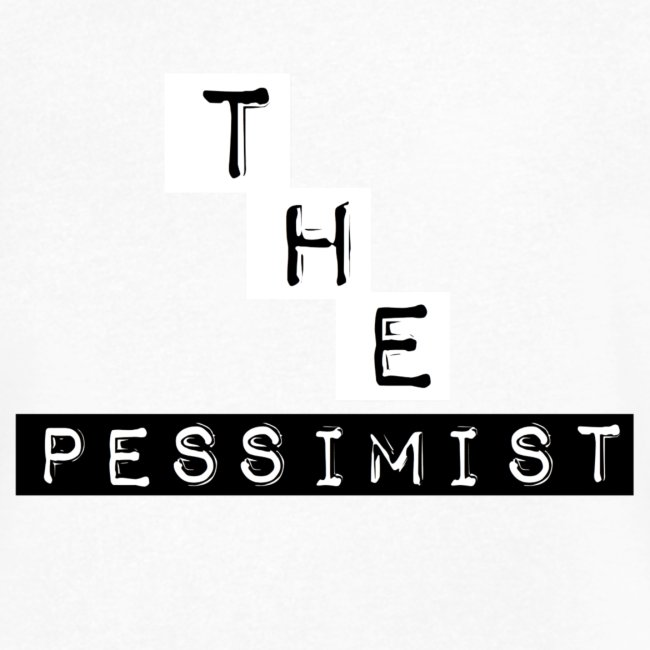 """The Pessimist"" Abstract Design"