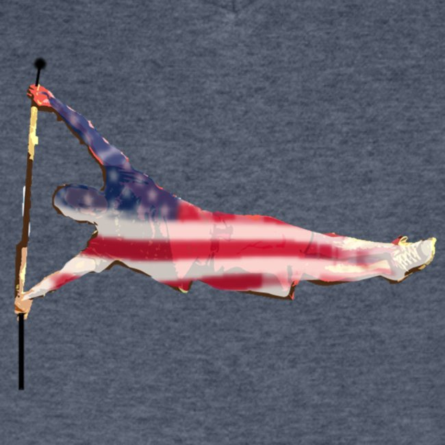 usa human flag png