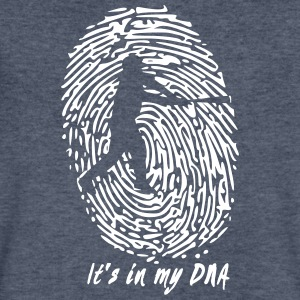 Baseball - It's in my DNA - Men's V-Neck T-Shirt by Canvas