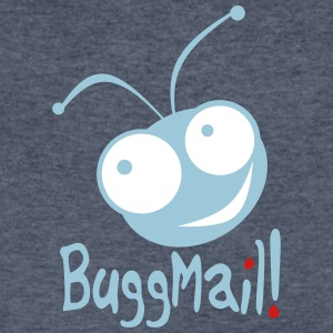 BuggMail! - Men's V-Neck T-Shirt by Canvas