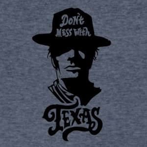 Texas - Men's V-Neck T-Shirt by Canvas