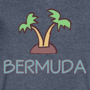 Bermuda - Men's V-Neck T-Shirt by Canvas