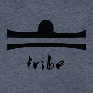 Tribe (Libra) - Men's V-Neck T-Shirt by Canvas
