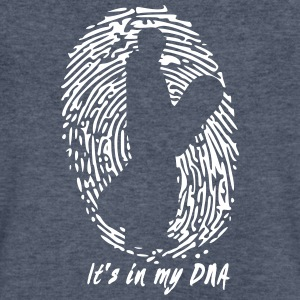 Snwoboarding - It's in my DNA - Men's V-Neck T-Shirt by Canvas