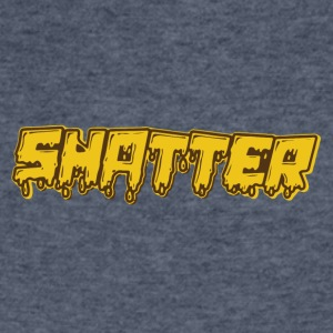 Shatter Designs - Men's V-Neck T-Shirt by Canvas