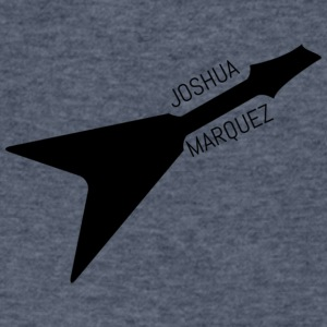 JOSHUA DESIGNS - Men's V-Neck T-Shirt by Canvas