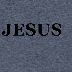 SonOfGod - Men's V-Neck T-Shirt by Canvas