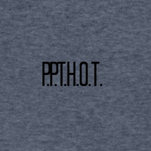P.P.T.H.O.T - Men's V-Neck T-Shirt by Canvas
