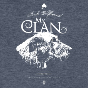 My Clan - Men's V-Neck T-Shirt by Canvas