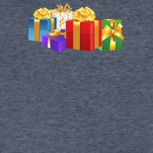 Christmas Gift 3 - Men's V-Neck T-Shirt by Canvas