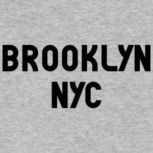 BROOKLYN NYC - Men's V-Neck T-Shirt by Canvas