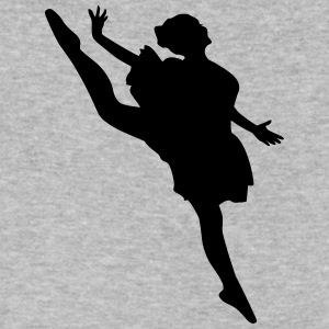 Ballet dancer - Men's V-Neck T-Shirt by Canvas