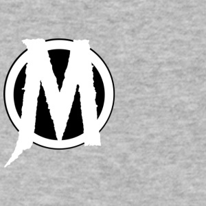 Mystify Logo #2 - Men's V-Neck T-Shirt by Canvas