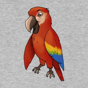parakeet finch budgerigar budgie parot dove bird - Men's V-Neck T-Shirt by Canvas