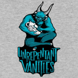 Unrepentant Vanities - Men's V-Neck T-Shirt by Canvas