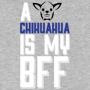 A Chihuahua Is My Bff T Shirt - Men's V-Neck T-Shirt by Canvas