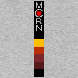 M C R N - Men's V-Neck T-Shirt by Canvas