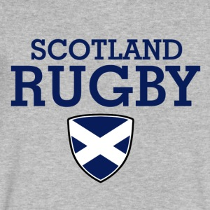 scotland Rugby design - Men's V-Neck T-Shirt by Canvas