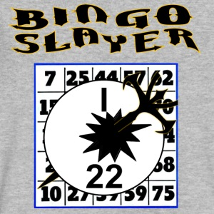 BINGO MASTER, MISTRESS, KING, QUEEN OR DIVA - Men's V-Neck T-Shirt by Canvas
