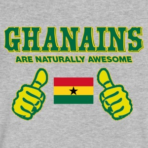 Ghanaian design - Men's V-Neck T-Shirt by Canvas
