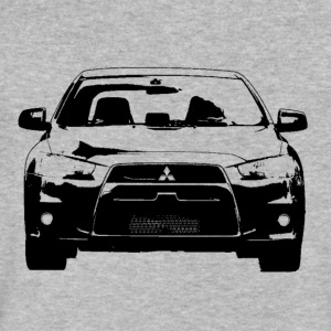 Mitsubishi Lancer - Men's V-Neck T-Shirt by Canvas
