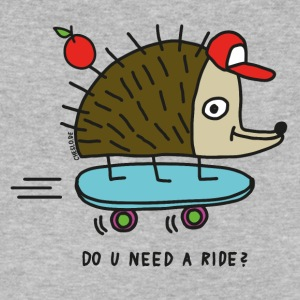 Do u need a ride? by Cheslo - Men's V-Neck T-Shirt by Canvas