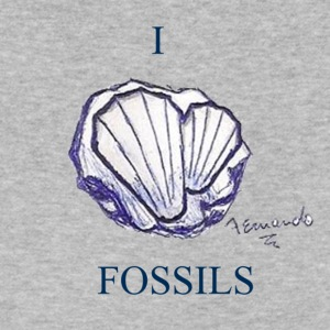 Shells - Men's V-Neck T-Shirt by Canvas