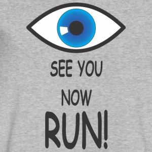 EYE SEE YOU - Men's V-Neck T-Shirt by Canvas