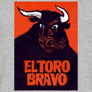 Toro Bravo - Men's V-Neck T-Shirt by Canvas