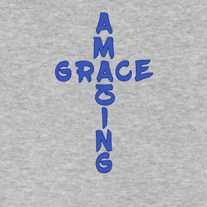 Amazing Grace - Men's V-Neck T-Shirt by Canvas