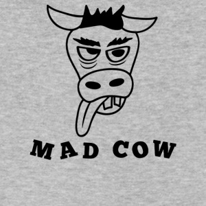 Mad Cow - Men's V-Neck T-Shirt by Canvas