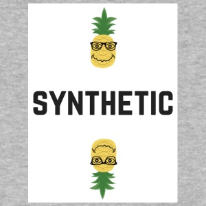 Synthetic Pineapple - Men's V-Neck T-Shirt by Canvas