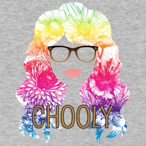 Just me, Chooly. - Men's V-Neck T-Shirt by Canvas