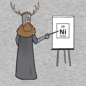 Ni Lessons - Men's V-Neck T-Shirt by Canvas